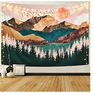 Wall Tapestry Nature Design